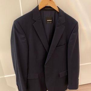 Strellson Rick-James Slim Fit Suit 36S NAVY